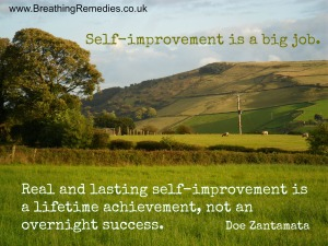 real self improvement